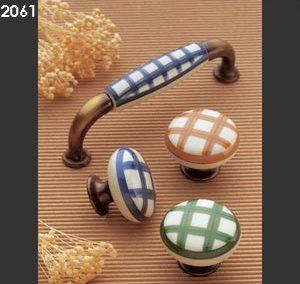 Asas tiradores 2601 porcelana