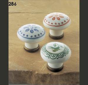 Pomos 286 porcelana