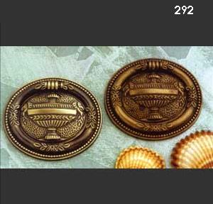 Herrajes 292 zamak