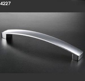 Asas tiradores 4227 aluminio