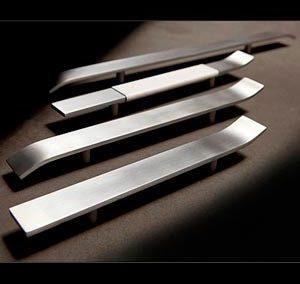 Asas tiradores 4820 aluminio