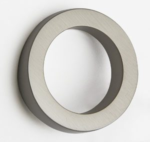 Asas tiradores 5621 aluminio