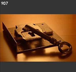 Herrajes hierro 907
