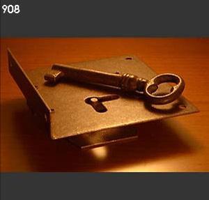 Herrajes hierro 908